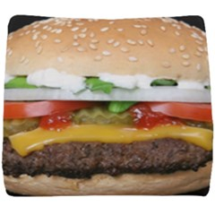 Abstract Barbeque Bbq Beauty Beef Seat Cushion