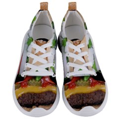 Abstract Barbeque Bbq Beauty Beef Women s Lightweight Sports Shoes