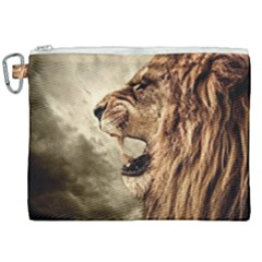 Roaring Lion Canvas Cosmetic Bag (xxl)