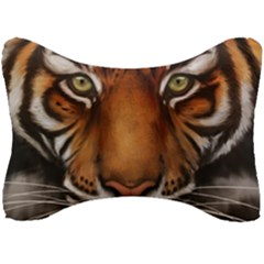 The Tiger Face Seat Head Rest Cushion