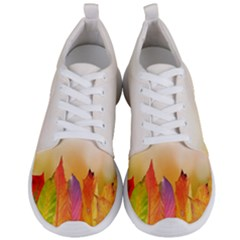 Autumn Leaves Colorful Fall Foliage Men s Lightweight Sports Shoes