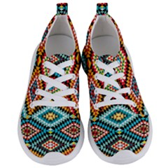 African Tribal Patterns Women s Lightweight Sports Shoes