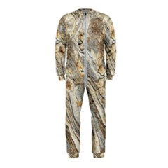 Background Structure Abstract Grain Marble Texture Onepiece Jumpsuit (kids)