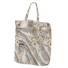 Background Structure Abstract Grain Marble Texture Giant Grocery Tote