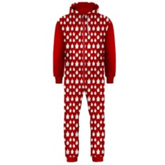 Cute Canada Hooded Jumpsuit (men)  by CanadaSouvenirs