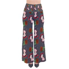 Vintage Flapper Woman So Vintage Palazzo Pants by snowwhitegirl