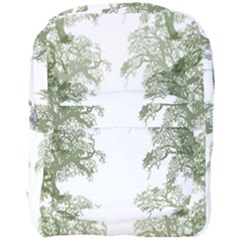 Trees Tile Horizonal Full Print Backpack
