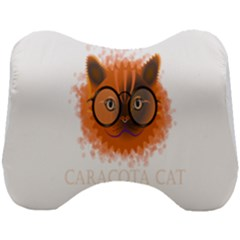 Cat Smart Design Pet Cute Animal Head Support Cushion