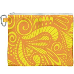 Pop Sunny Canvas Cosmetic Bag (xxxl)