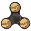 Burger Double Finger Spinner View2