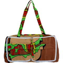 Burger Double Multi Function Bag