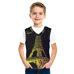 The Eiffel Tower Paris Kids  Sportswear