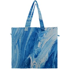 Water Canvas Travel Bag by WILLBIRDWELL