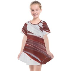 Ruby Pillars Kids  Smock Dress by WILLBIRDWELL