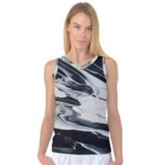 Space Drift 2 Women s Basketball Tank Top