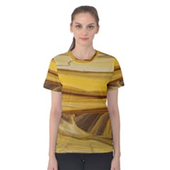 Sand Man Women s Cotton Tee