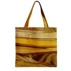 Sand Man Grocery Tote Bag by WILLBIRDWELL