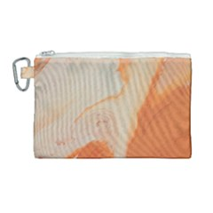 Fire Fall Canvas Cosmetic Bag (large)