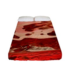 Acid Rain Fitted Sheet (full/ Double Size)