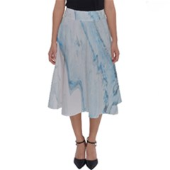 Diamond Mountain Perfect Length Midi Skirt