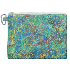 Edge Of The Universe Canvas Cosmetic Bag (xxl) by WILLBIRDWELL