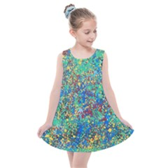 Edge Of The Universe Kids  Summer Dress