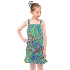 Edge Of The Universe Kids  Overall Dress