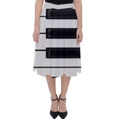Keybord Piano Classic Midi Skirt