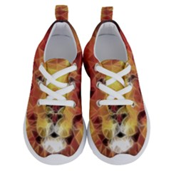 Fractal Lion Running Shoes
