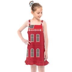 Red House Kids  Overall Dress