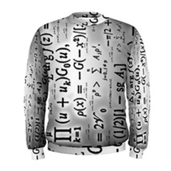 Science Formulas Men s Sweatshirt by Samandel