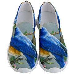Loving Birds Men s Lightweight Slip Ons by Samandel