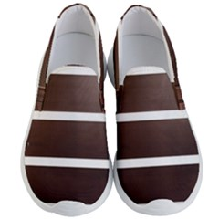 Minimalis Brown Door Men s Lightweight Slip Ons