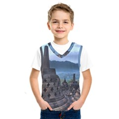Borobudur Temple  Morning Serenade Kids  Sportswear
