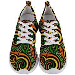 Celtic Celts Circle Color Colors Men s Lightweight Sports Shoes