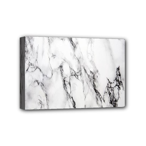 Marble Granite Pattern And Texture Mini Canvas 6  X 4  (stretched)