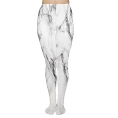 Marble Granite Pattern And Texture Tights by Samandel