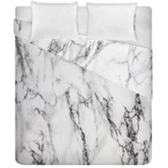 Marble Granite Pattern And Texture Duvet Cover Double Side (california King Size)