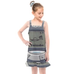 Nokia 3310 Classic Kids  Overall Dress by Samandel