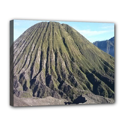 Mount Batok Bromo Indonesia Canvas 14  X 11  (stretched)
