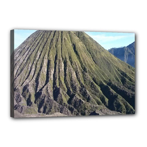 Mount Batok Bromo Indonesia Canvas 18  X 12  (stretched)