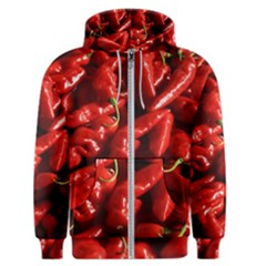 Red Chili Men s Zipper Hoodie