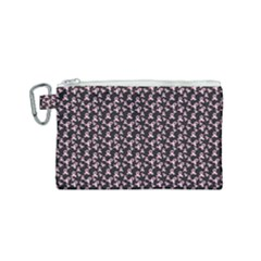 Breast Cancer Wallpapers Canvas Cosmetic Bag (small)