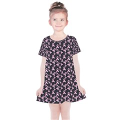 Breast Cancer Wallpapers Kids  Simple Cotton Dress