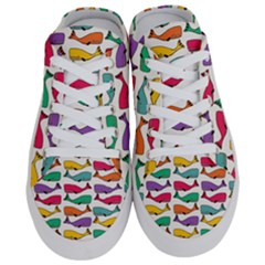 Fish Whale Cute Animals Half Slippers