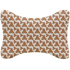 Babby Gingerbread Seat Head Rest Cushion