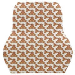 Babby Gingerbread Car Seat Back Cushion