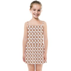 Babby Gingerbread Kids Summer Sun Dress