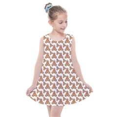 Babby Gingerbread Kids  Summer Dress