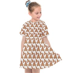 Babby Gingerbread Kids  Sailor Dress